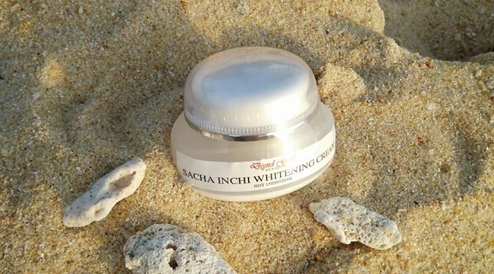 Sacha Inchi Whitening Cream