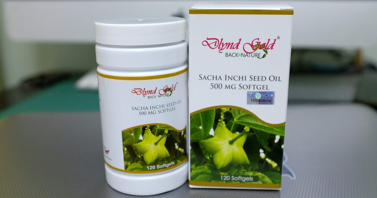 Manfaat Sacha Inchi Oil.